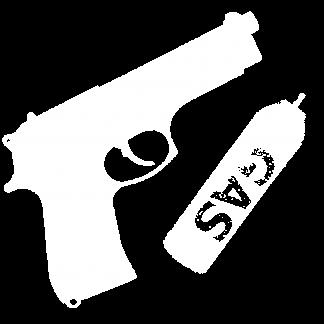 Пистолеты Gas
